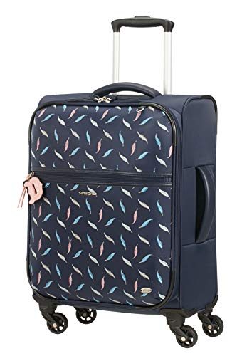 SAMSONITE Disney Forever Bagaglio a mano 55 centimeters 38 Blu (Dumbo Feathers)