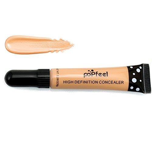 TWBB_ Fond de Teint Maquillage Liquide Correcteur Concealer Contour Palette Fond de Teint Cosmétique Anti-cernes Mettez en Surbrillance Camouflage Palette