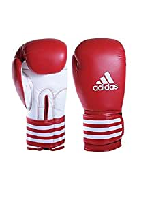 Adidas GANT DE BOXE rouge 08 oz
