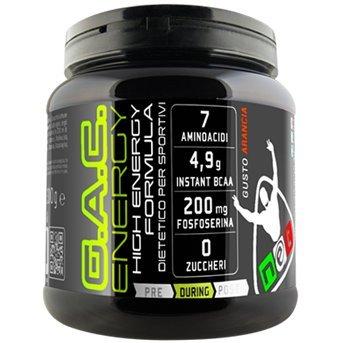 G.A.C. Energy - 300g - NET - Gli Aminoacidi Essenziali Ramificati per la Palestra (1)
