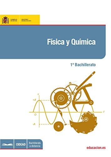 Física y química. 1º bachillerato, Bachillerato a distancia por Francisca Manteca Reverte