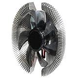 Ambiguity CPU radiateur Thermique d'évier 775/1155/AMD Multi-Plateforme Silencieux