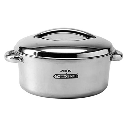 Milton Excel Thermosteel Endearing Casserole - 2000 ml (2Litres)