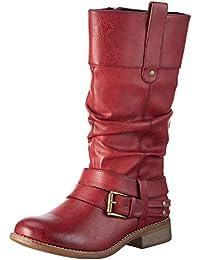 Rieker 95678 - Botas altas para mujer