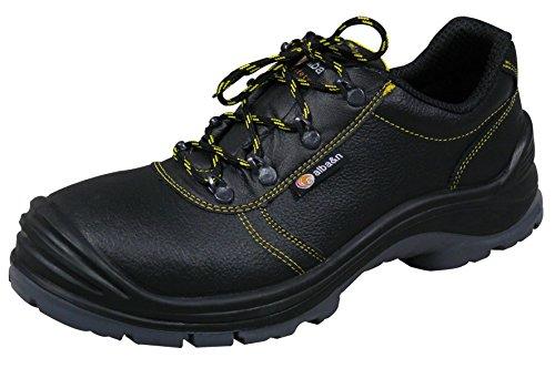 Alba & N Csc200smks347 Chaussures De Sécurité Basses 47