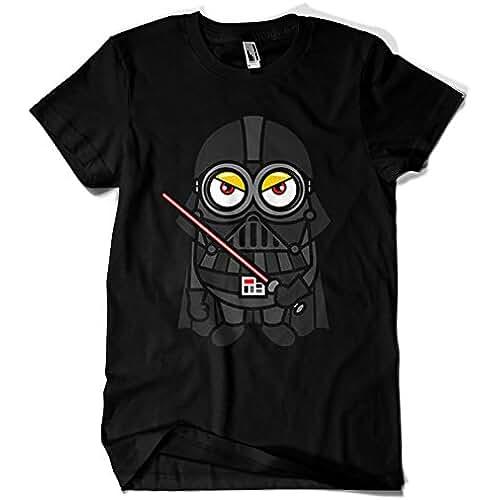 dia del orgullo friki Camiseta - Minions Vader