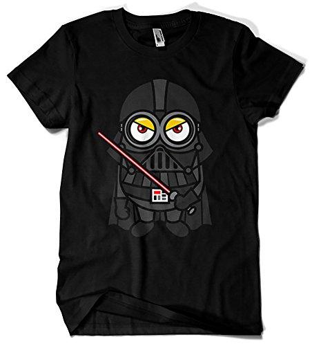 Camisetas La Colmena Herren T-Shirt Schwarz