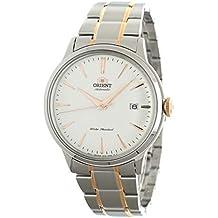 Orient RA-AC0004S Reloj de Vestir clásico mecánico Bambino de 2 Tonos ...