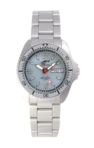 Chris Benz One Medium CBM-H-SI-MB Unisex Diving Watch