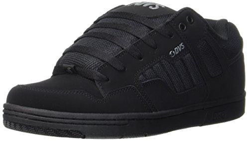 DVS Shoes Edmon, Zapatillas para Hombre, Schwarz (Black Chambray), 41 EU