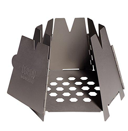 Vargo Hexagon Titan Holzofen, 1491610
