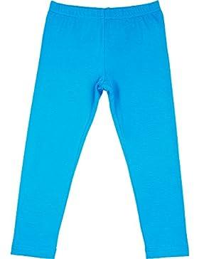 Merry Style Leggins Largo para Niña MS10-130 (Azul, 122)