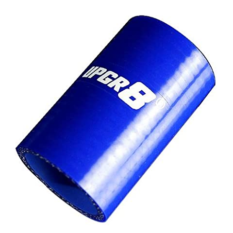 Upgr8 Universal 4-Ply High Performance Straight Coupler Silicone Hose 76mm