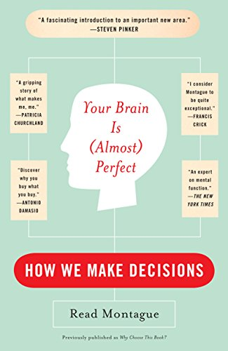 Ebooks Your Brain Is (Almost) Perfect: How We Make Decisions Descargar PDF