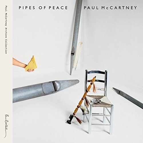 Paul Mccartney: Pipes of Peace (2015 Remastered) (Audio CD)