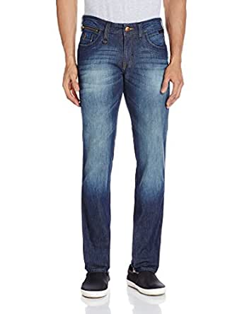 Wrangler Men's Skanders Slim Fit Jeans (8907222415235_WRJN6093_34W x 33L_Atmosphere)
