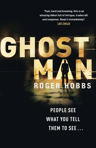 Ghostman by Roger Hobbs (2013-02-14)