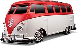 Maisto mai81044r 1: 10Volkswagen Van Samba Vehículo