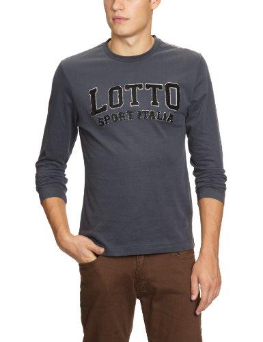 Lotto N9291 Spencer T-Shirt à Manches Longues pour Homme