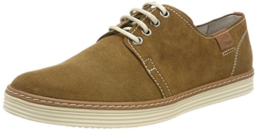 camel active Herren Copa 26 Derbys, Braun (Tobacco), 45EU(10.5UK)