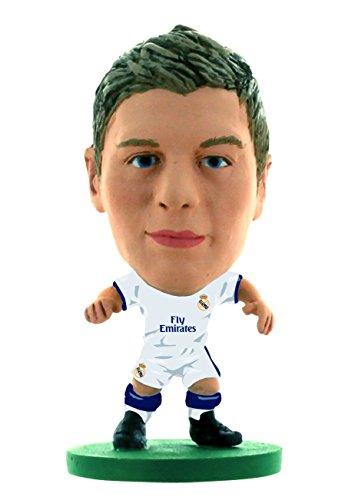SoccerStarz SOC766 Real Madrid Toni Kroos 2017 Version Home Kit