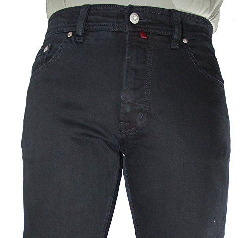 Pierre Cardin DEAUVILLE - Nr. 3196 - Regular Fit Herren Stretch Jeans - Jeans-Manufaktur Edition black star (3196 120.05)