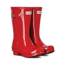 Hunter Original Kids Gloss Wellington Boots