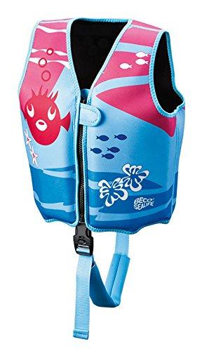 BECO-Sealife Schwimmweste für Kinder in verschiedenen Farben und Größen