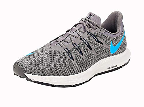 25. Nike Men's Quest Grey Running Shoes