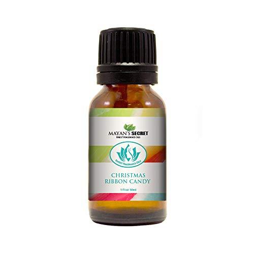 Mayan's Secret- Christmas Ribbon Candy - Premium Grade Fragrance Oil (30ml)