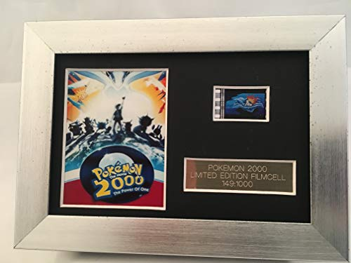 Pokemon 2000 Limited Edition Film Cell m