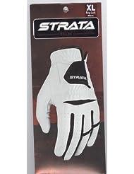 Men's Strata Tech Regular Left XL Golf Glove Xtra Extra Large by Strata