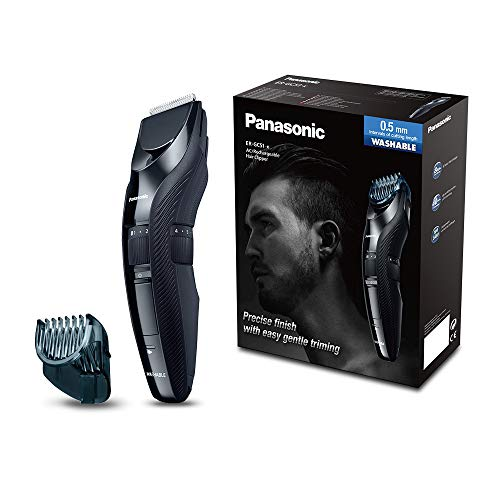 Panasonic ER-GC51-K503 - Cortabarbas, Color Negro