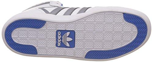 adidas Jungen Varial Mid Laufschuhe Weiß (Ftwr White/grey/bluebird)