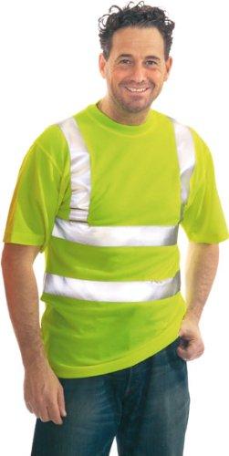 Planam Allarme maglietta arancione, giallo, 2096052