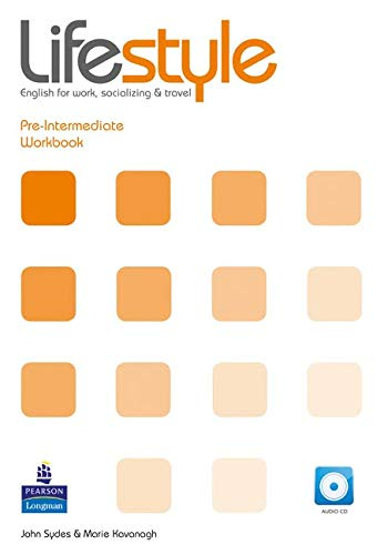 Lifestyle Pre-Intermediate Workbook and Workbook CD