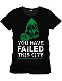 Arrow - You Have Failed Herren T-Shirt - Schwarz