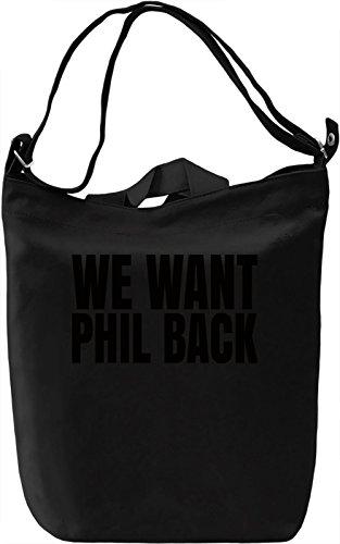 we-want-phil-back-slogan-canvas-day-bag-100-premium-cotton-canvas-dtg-printing-unique-handbags-brief