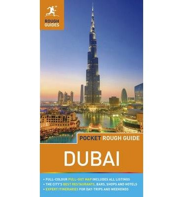 [(Pocket Rough Guide Dubai)] [ By (author) Gavin Thomas ] [March, 2014]