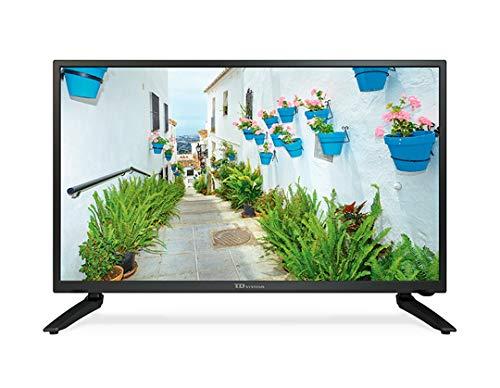 """41ql0fRmROL - TD Systems K24DLH8H - Televisor LED de 24"""" (HD, HDMI, VGA, USB Reproductor y Grabador) Color Negro"""