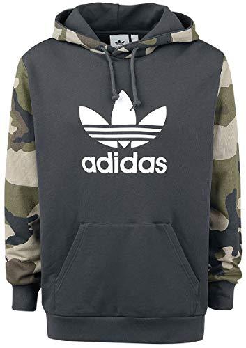 adidas Originals Sweater Herren OTH Hoody DV2023 Schwarz, Größe:XXL