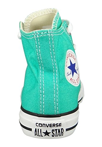 Converse Ctas Hi, Sneakers Mixte Enfant Grün