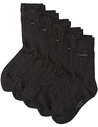Camano Herren Socken 3642 Ca-Soft Socks, 5er Pack