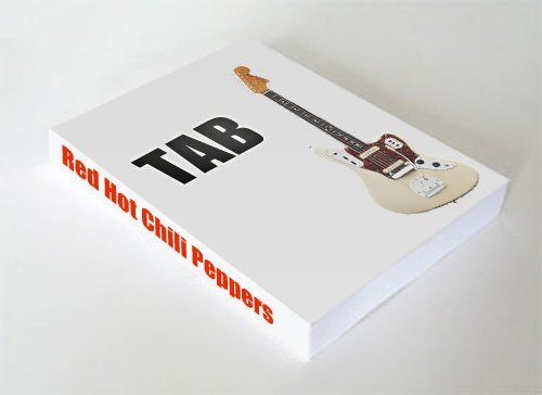 red-hot-chili-peppers-tablature