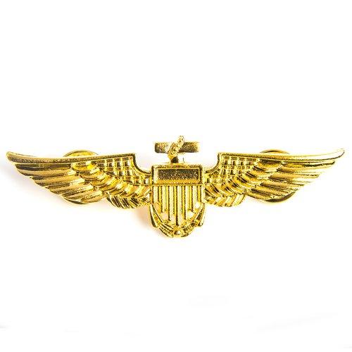 e Accessory Pin - Gold (A Wing Pilot Kostüm)