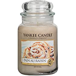 Yankee Candle 1332252E Pain Au Raisin 623 g