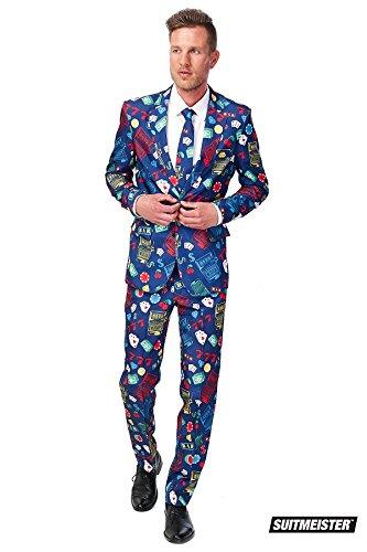 Preisvergleich Produktbild Casino Slot Machine Anzug Suitmeister