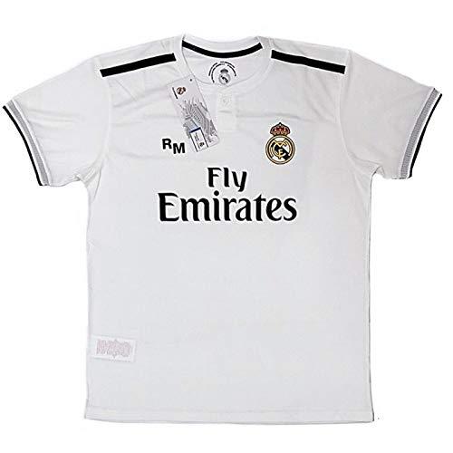 35e933e6db4 Real Madrid FC Camiseta Adulto Replica Oficial Primera Equipación 2018/2019  (XXL)