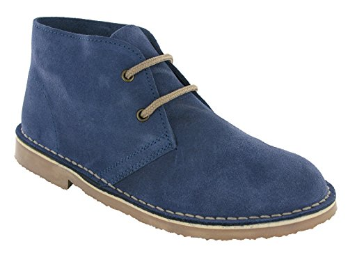 Roamer ,  Damen Desert Boots denim-blau