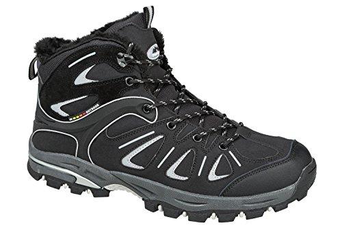 Gibra® Forro 36 Cinzento Cinzento Gr Preto Preto Quente 41 Trekking Sapatos  r4nqZr c408d1647007d